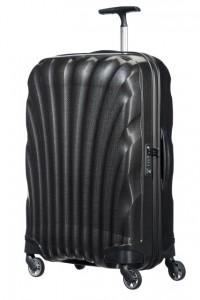 Samsonite Cestovní kufr Cosmolite Spinner V22 68 l – černá