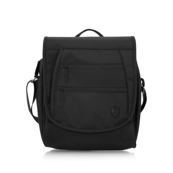 Heys HiLite RFID Crossbody Messenger Black