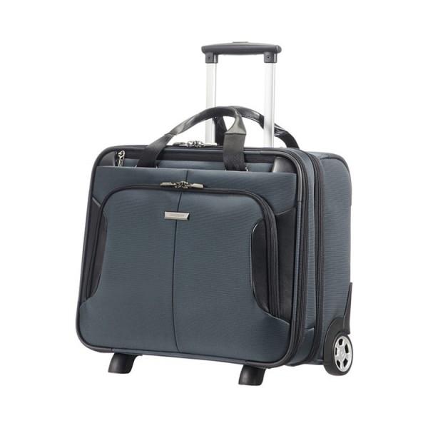 Samsonite Notebook taška na kolečkách XBR 27.5 l, 15.6″ – šedá