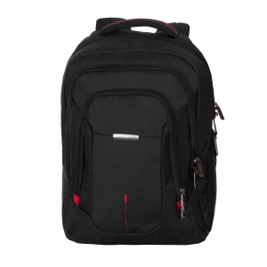 Travelite @Work Business backpack Black