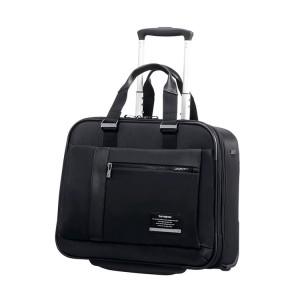 Samsonite Kabinový cestovní kufr Openroad 16.4″ – černá