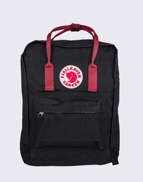 Batoh Fjällräven Kanken 550-326 Black/Ox Red
