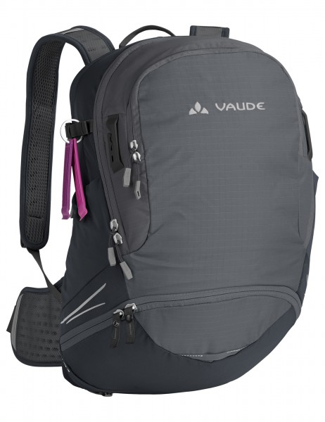 Vaude Roomy 23+3 Phantom black