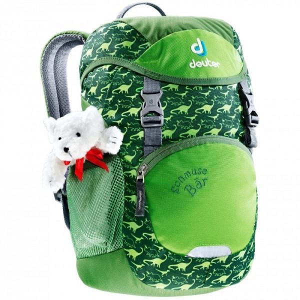 Dětský batoh DEUTER Schmusebär zelená