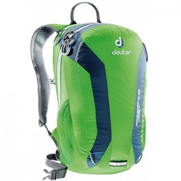 Horolezecký batoh DEUTER Speed Lite 15 zeleno-modrá