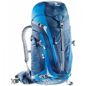 Turistický batoh DEUTER ACT Trail PRO 40 modrá