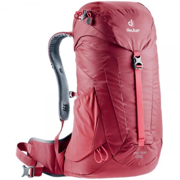 Turistický batoh DEUTER AC Lite 26 cranberry