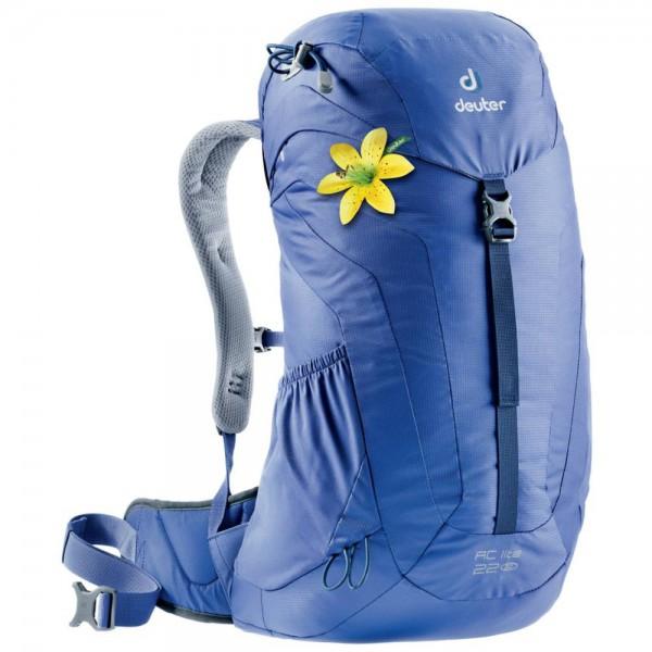 Turistický batoh DEUTER AC Lite 22 SL indigo