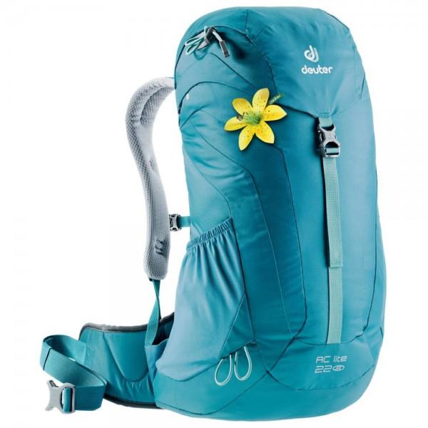 Turistický batoh DEUTER AC Lite 22 SL petrol