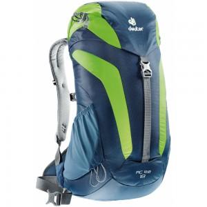 Turistický batoh DEUTER AC Lite 18 modro-zelená