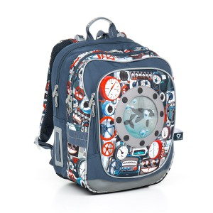 Školní batoh Topgal CHI 791 Q – Tyrquise