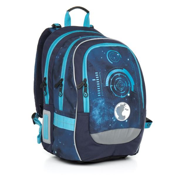 Školní batoh Topgal CHI 799 D – Blue