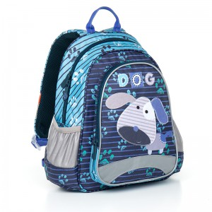 Dětský batoh Topgal CHI 836 D – Blue