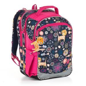 Školní batoh Topgal CHI 876 D – Blue