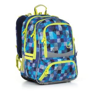 Školní batoh Topgal CHI 870 D – Blue