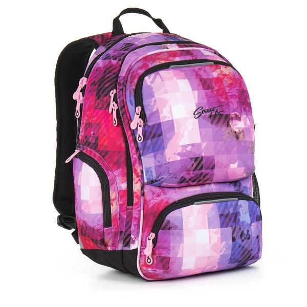 Studentský batoh Topgal HIT 891 H – Pink