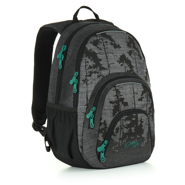 Studentský batoh Topgal HIT 896 C – Grey