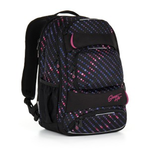 Studentský batoh Topgal HIT 884 A – Black