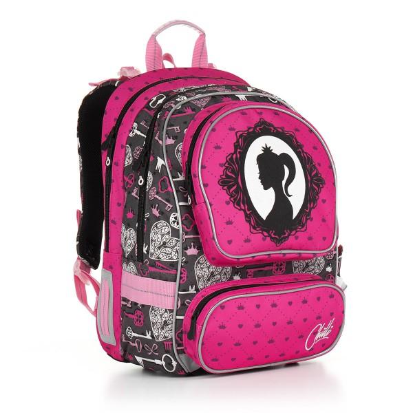 Školní batoh Topgal CHI 875 H – Pink