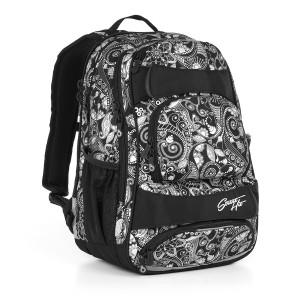Studentský batoh Topgal HIT 894 A – Black