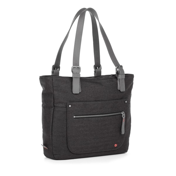 Dámská objemná kabelka Topgal EFFI 18001 G – Grey