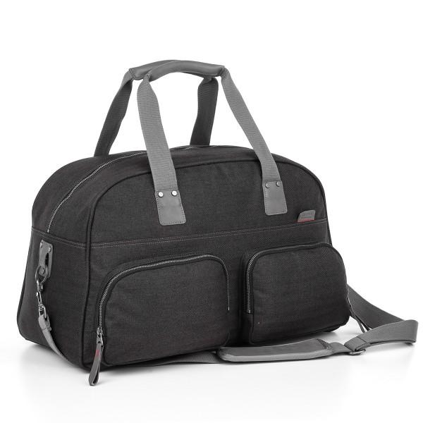Víkendová taška Topgal EFFI 18004 G – Grey