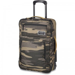 CEST.TAŠKA DAKINE CARRY ON ROLLER – zelená – 40L