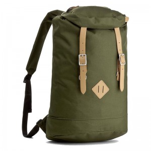 BATOH THE PACK SOCIETY PREMIUM – zelená – 23L
