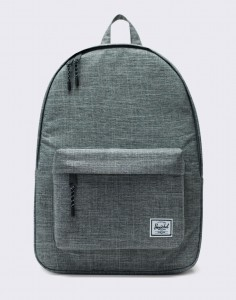 Batoh Herschel Supply Classic Raven Crosshatch