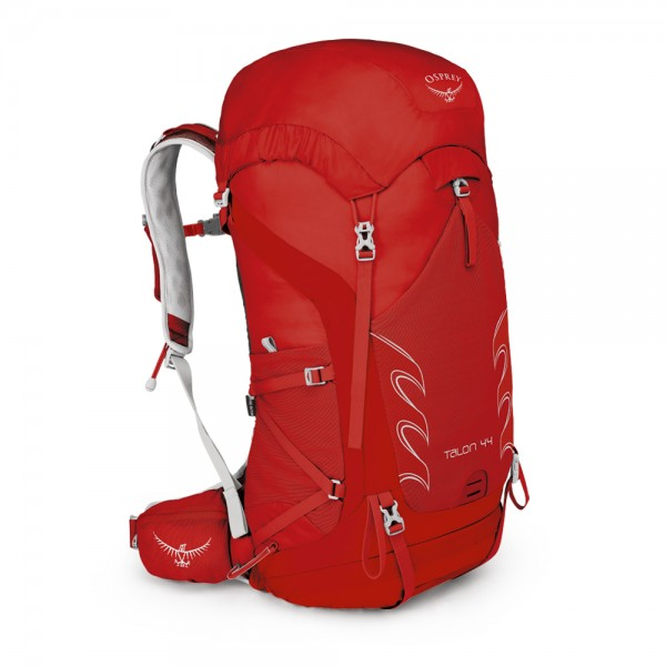 Osprey Talon 44 II M/L Martian red