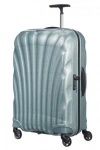 Samsonite Cestovní kufr Cosmolite Spinner V22 68 l – světle modrá