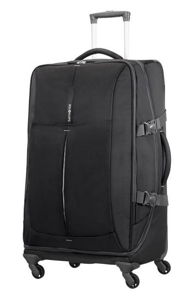 Samsonite Cestovní kufr 4Mation 99 l – černá