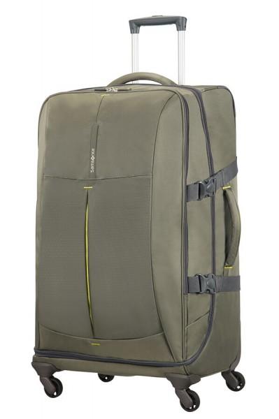 Samsonite Cestovní kufr 4Mation 99 l – zelená