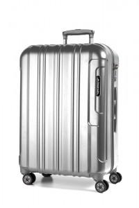 March Kabinový cestovní kufr Cosmopolitan Special Edition 36,5 l – stříbrná