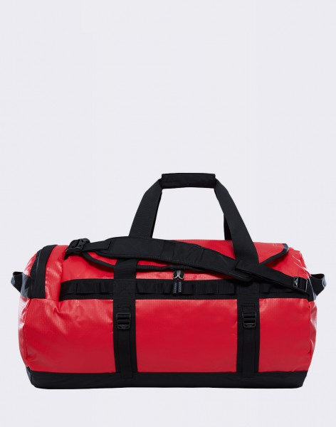 Batoh The North Face Base Camp Duffel M TNF Red/ TNF Black