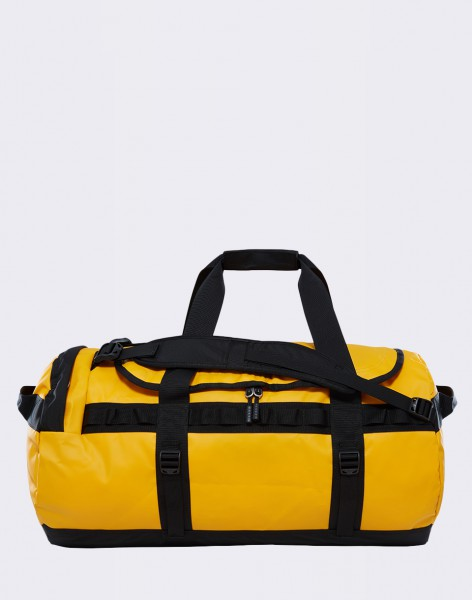 Batoh The North Face Base Camp Duffel M Summit Gold/TNF Black