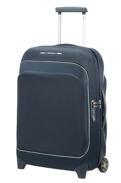 Samsonite Kabinový cestovní kufr Fuze 35/42,5 l – tmavě modrá