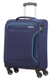 American Tourister Kabinový cestovní kufr Holiday Heat Spinner 50G 38 l – tmavě modrá