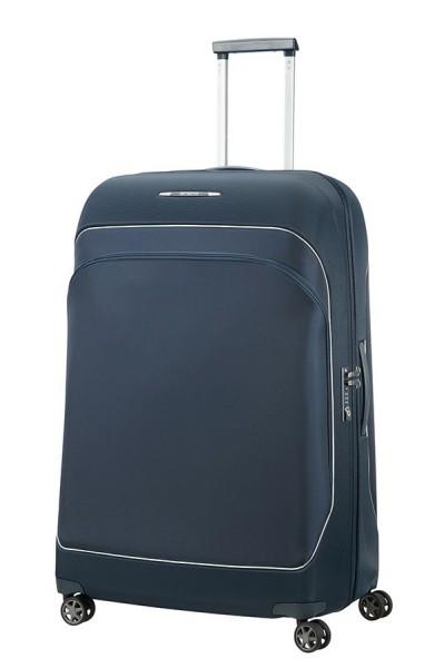 Samsonite Velký cestovní kufr Fuze 122/139 l – tmavě modrá