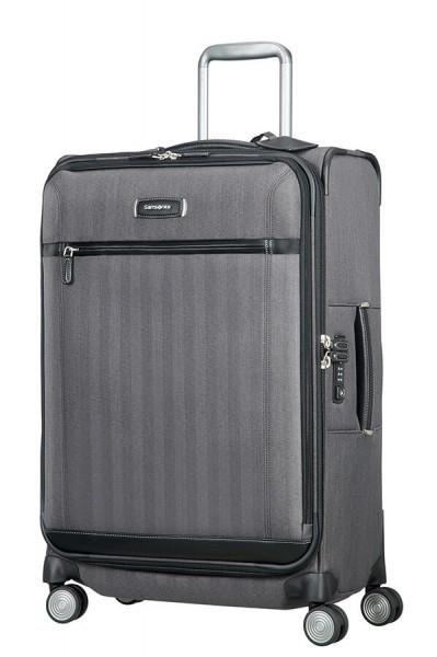 Samsonite Cestovní kufr Lite DLX 69/77,5 l – šedá
