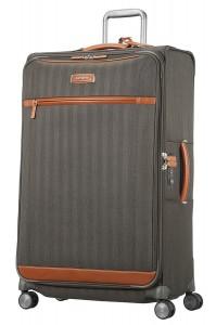 Samsonite Cestovní kufr Lite DLX 106/119 l – zelená