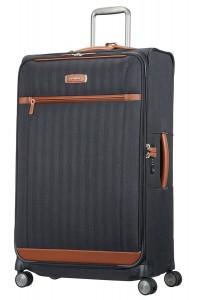 Samsonite Cestovní kufr Lite DLX 106/119 l – tmavě modrá