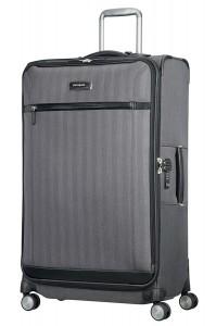 Samsonite Cestovní kufr Lite DLX 106/119 l – šedá
