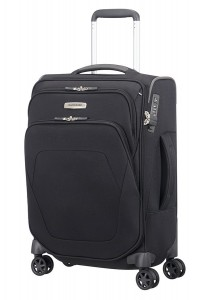 Samsonite Kabinový cestovní kufr Spark SNG 38 l – černá