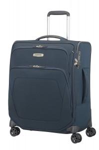 Samsonite Kabinový cestovní kufr Spark SNG 62,5 l – modrá