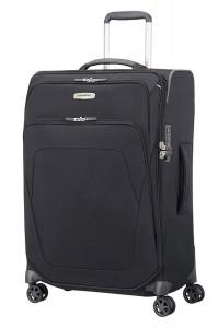 Samsonite Cestovní kufr Spark SNG 82/92 l – černá