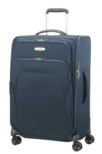 Samsonite Cestovní kufr Spark SNG 82/92 l – modrá
