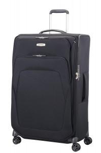 Samsonite Cestovní kufr Spark SNG 124/140 l – černá