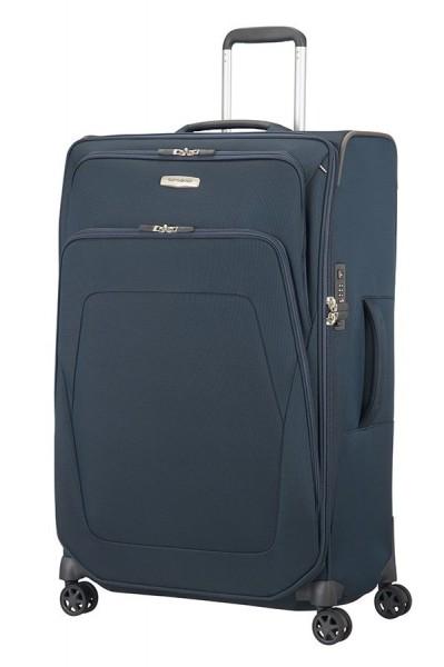 Samsonite Cestovní kufr Spark SNG 124/140 l – modrá