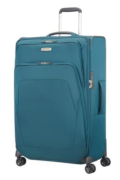Samsonite Cestovní kufr Spark SNG 124/140 l – tyrkysová